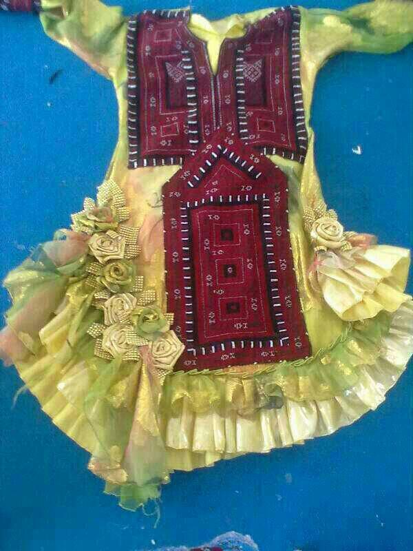 لباس بلوچی